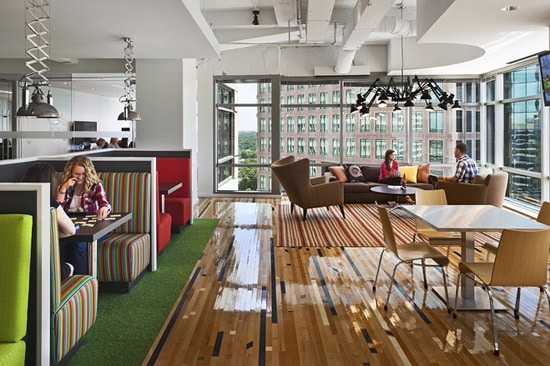 How Start Ups Are Redefining The Way We View Office Space