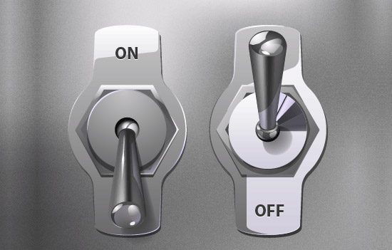 How to Create UI Toggle Switches Using Adobe Illustrator and Astute Graphics' Plugins