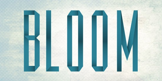 Create a Retro Folded Text Effect in Illustrator (+ Source Files)