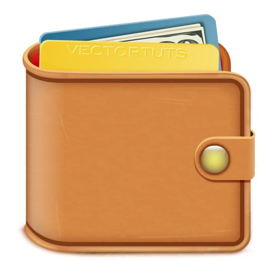 Create a Realistic Leather Wallet with Illustrator