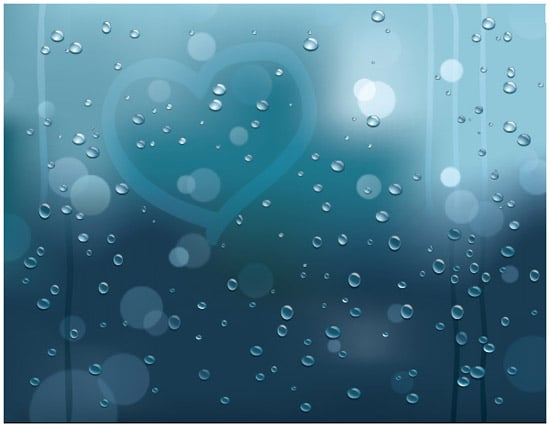 How to Create a Rainy Window Vector Background
