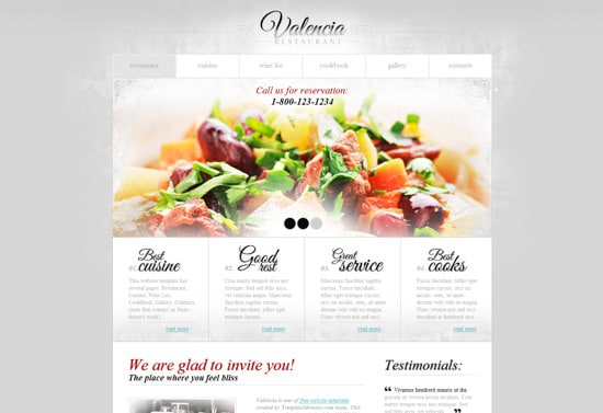 Valencia-Restaurant