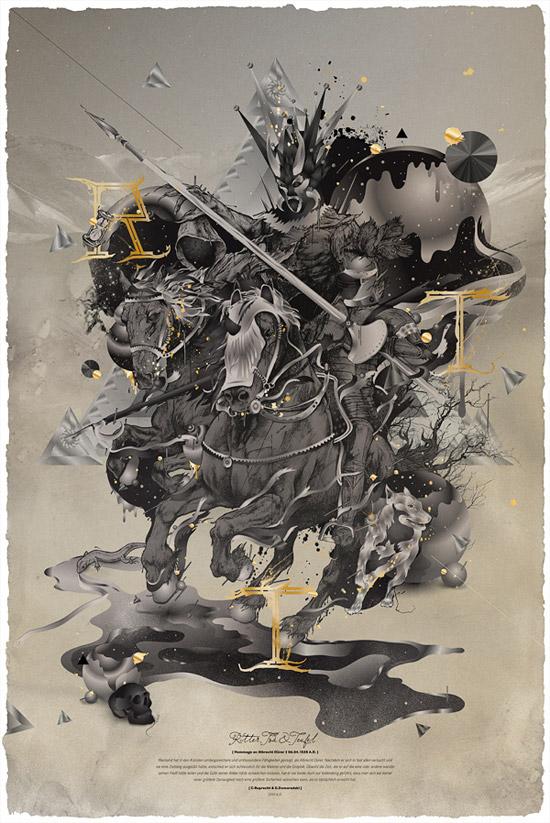 Ritter, Tod & Teufel : Collab