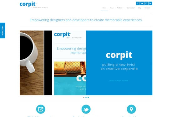 Flipit: Responsive, Multi Purpose Theme