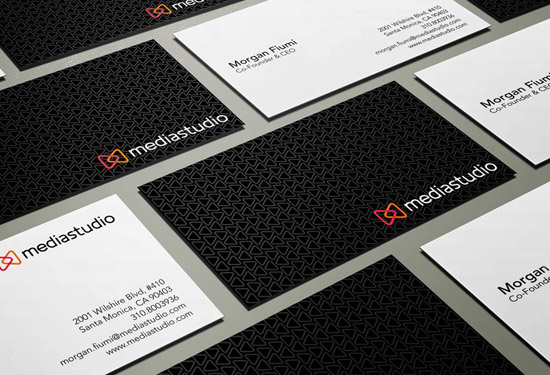 Mediastudio Business Card
