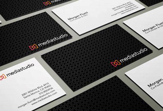 Mediastudio Business Card