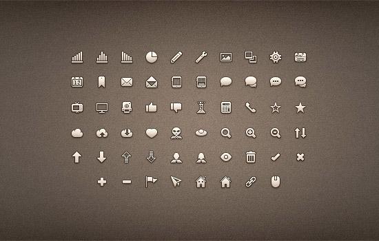 Premium Pixels Icon Set (PNG/CSH/PSD)