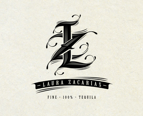 laura zacarias - Logo Design Idea