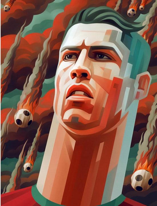Tss Magazine - Cristiano Ronaldo