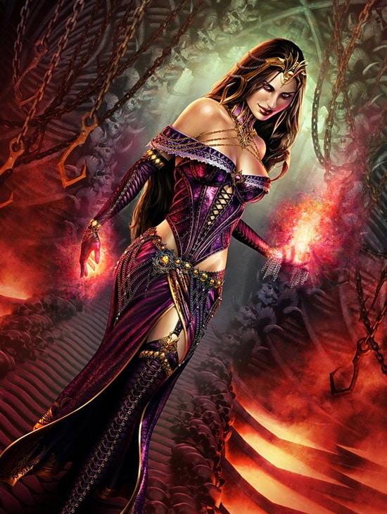 Liliana of the Veil Alternate