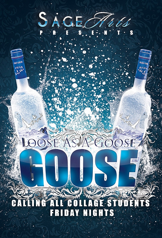 Loose As A Goose Flyer