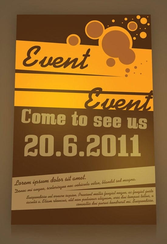 networking event flyer templates