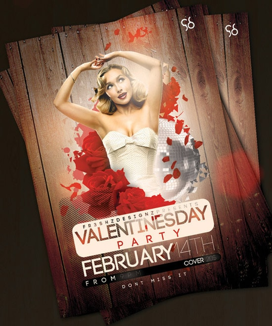 Free Flyer Templates: Download More Than 30 Wicked Designs