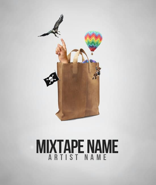 FREE Brown Bag Mixtape Cover - PSD