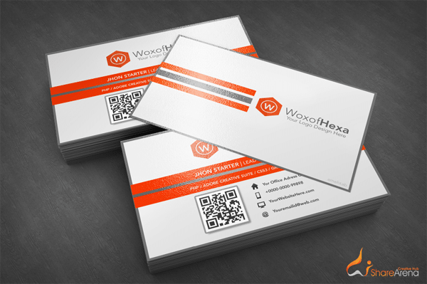 Free download premium business card template designrfix freebiesub accmission Image collections