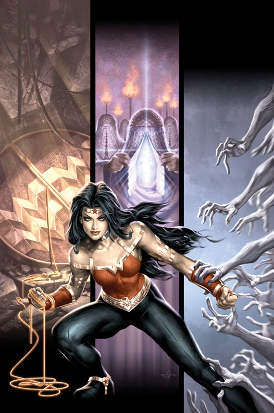 Wonder Woman No. 612