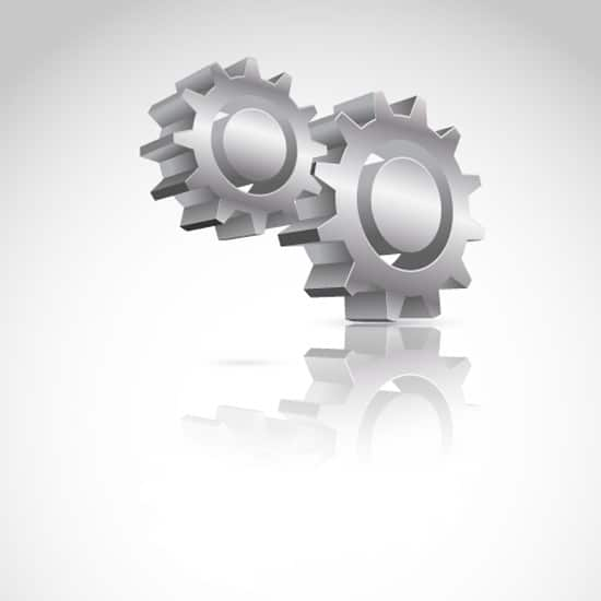 Create Vector 3D Cogwheels in Adobe Illustrator