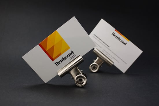 Renhand Corporate and Brand Identity
