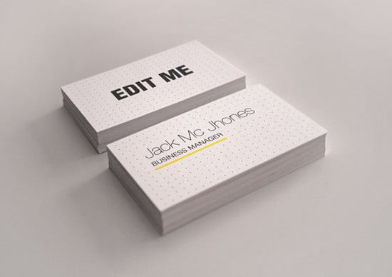 Realistic Stationery/Branding editable Mock-ups