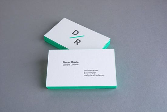 Business Card Design Inspiration - designrfix.com