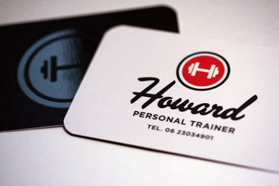 Logo design Howard Personal Trainer