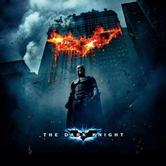 The Dark Knight IPad Wallpaper