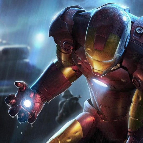 Ironman iPad Wallpaper