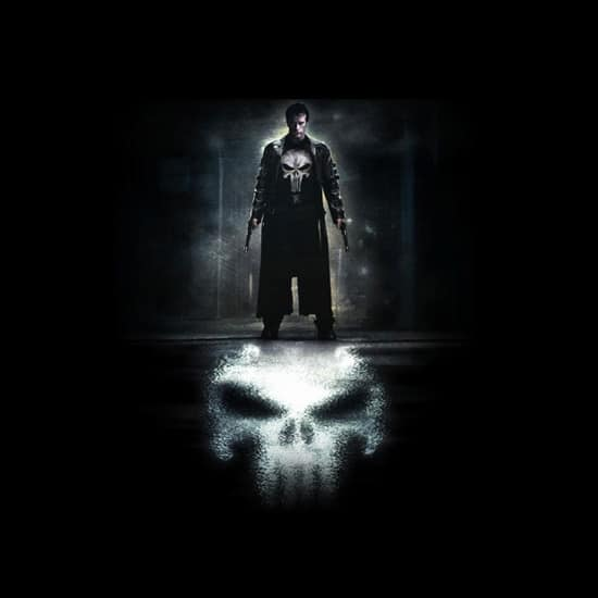 The Punisher iPad Wallpaper