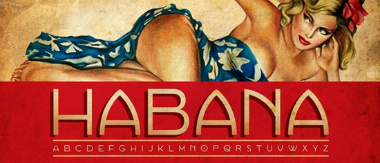 Habana Font