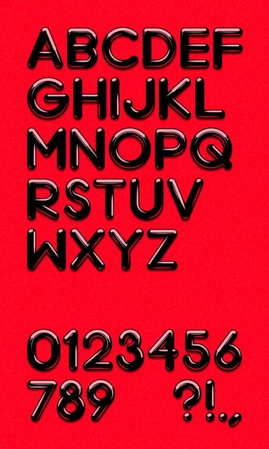 Chrome Light Font