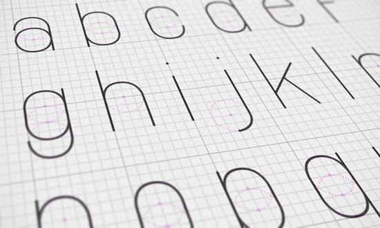 Infinity Font