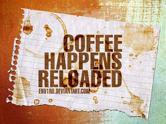 CoffeeHappens RELOADED