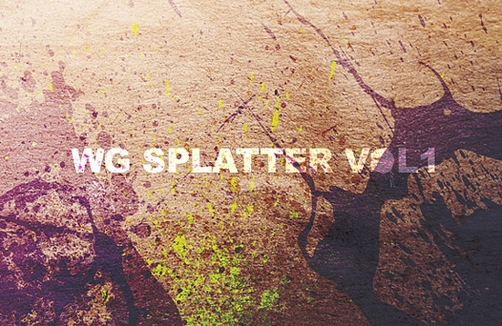Splatters vol 1