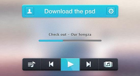 Music Player Navigation