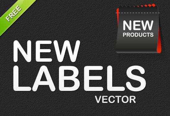 Vector New Labels