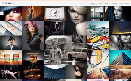 ShowOff - Responsive WordPress Portfolio Theme