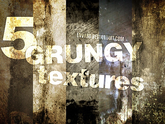 Grungy Textures