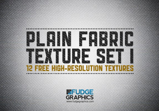 Free Hi-Res Plain Fabric Textures Part 1