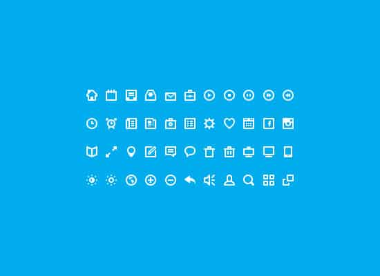 44 Free Icons