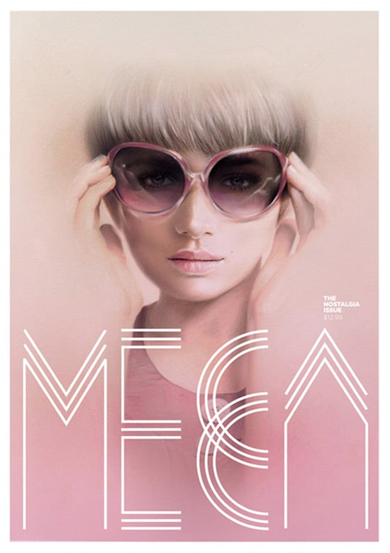 Commission for MECCA Magazine
