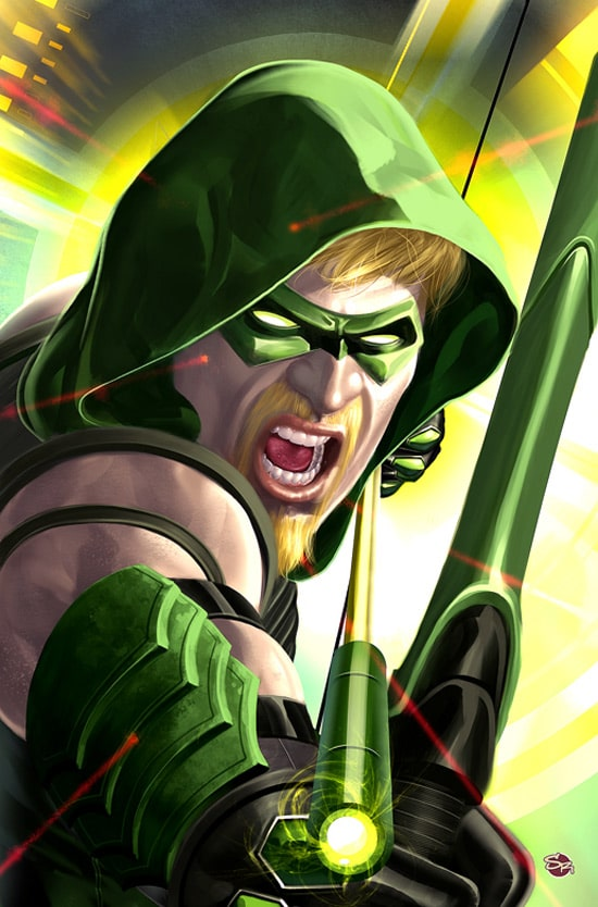 The new Green Arrow