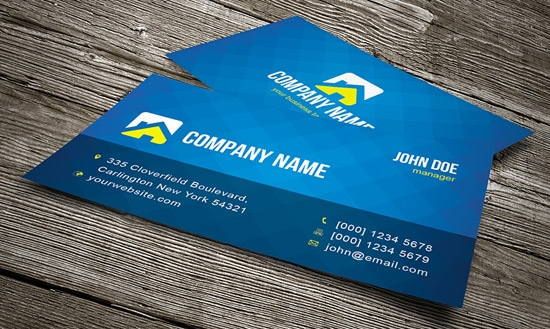 100 free business card templates designrfix free cloud business card adsense fbccfo Gallery