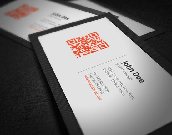 Free Personal Business Card