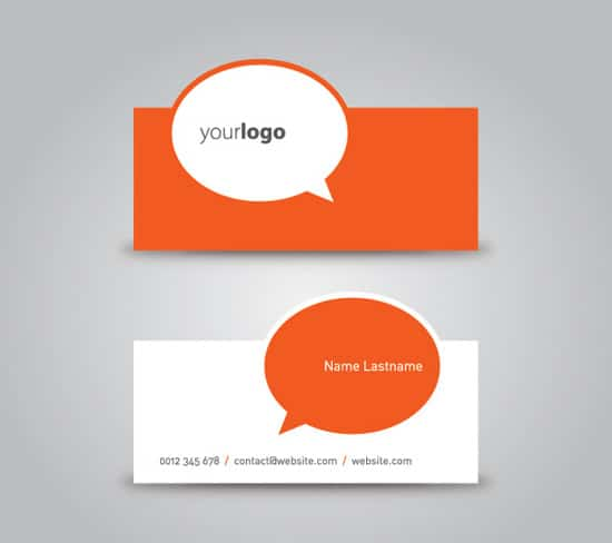 100 free business card templates designrfix die cut business card template reheart Choice Image
