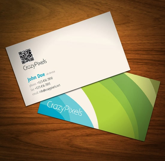 Free Colorful Card