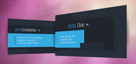 Technix business card