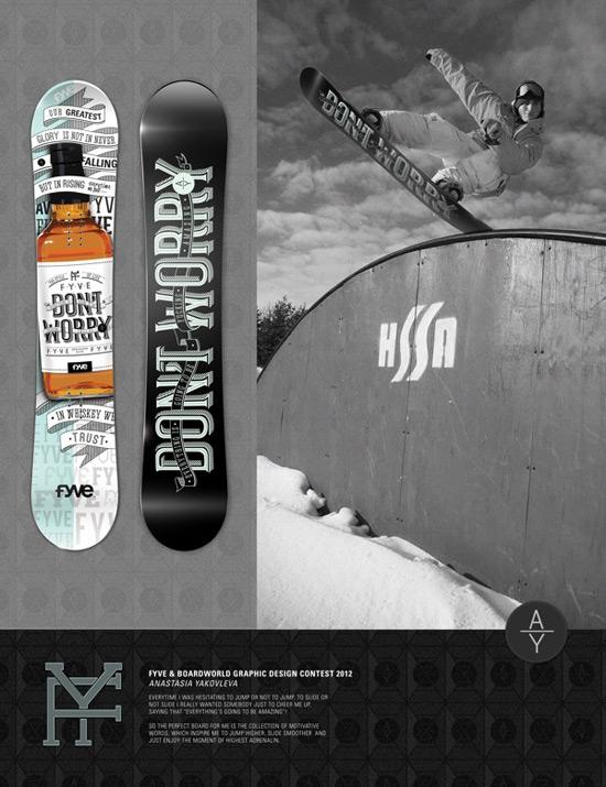 FYVE Snowboard Design