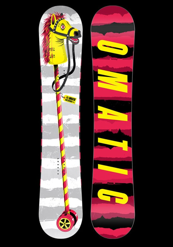 Omatic Snowboards 2012