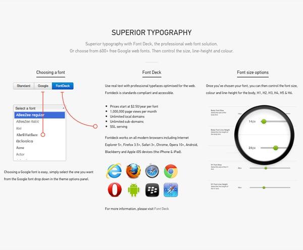 Flexform: Retina Responsive Multi-Purpose Theme