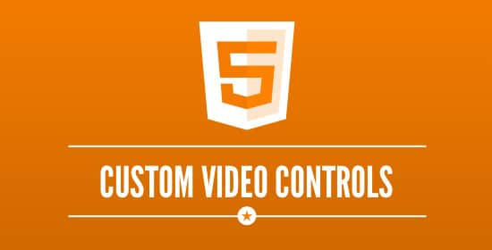 Building Custom Controls for HTML5 Videos